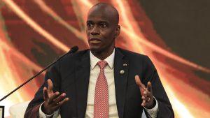 Thumbnail voor Vier verdachten van moord op president Haïti doodgeschoten, twee opgepakt