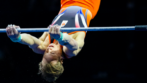 Thumbnail voor Nederlandse olympische turnploeg in quarantaine na positieve test