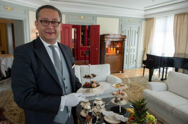 Koningspaar butler