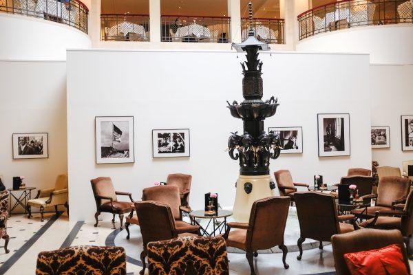 lobby koningspaar