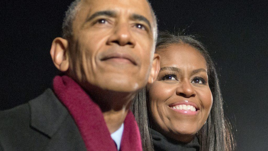 Blackout Obama