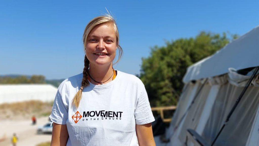 Silke (24) werkt in vluchtelingenkamp Lesbos: 'Baby's lagen op straat na brand in kamp Moria'