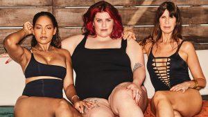 Thumbnail voor Covermodellen Esmee, Isa en Winonah: 'Laat alle vrouwen vieren hoe mooi ze zijn'
