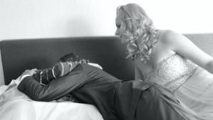 Sandra trouwde aan het sterfbed van haar schoonvader: 'Ons mooiste én verdrietigste moment'