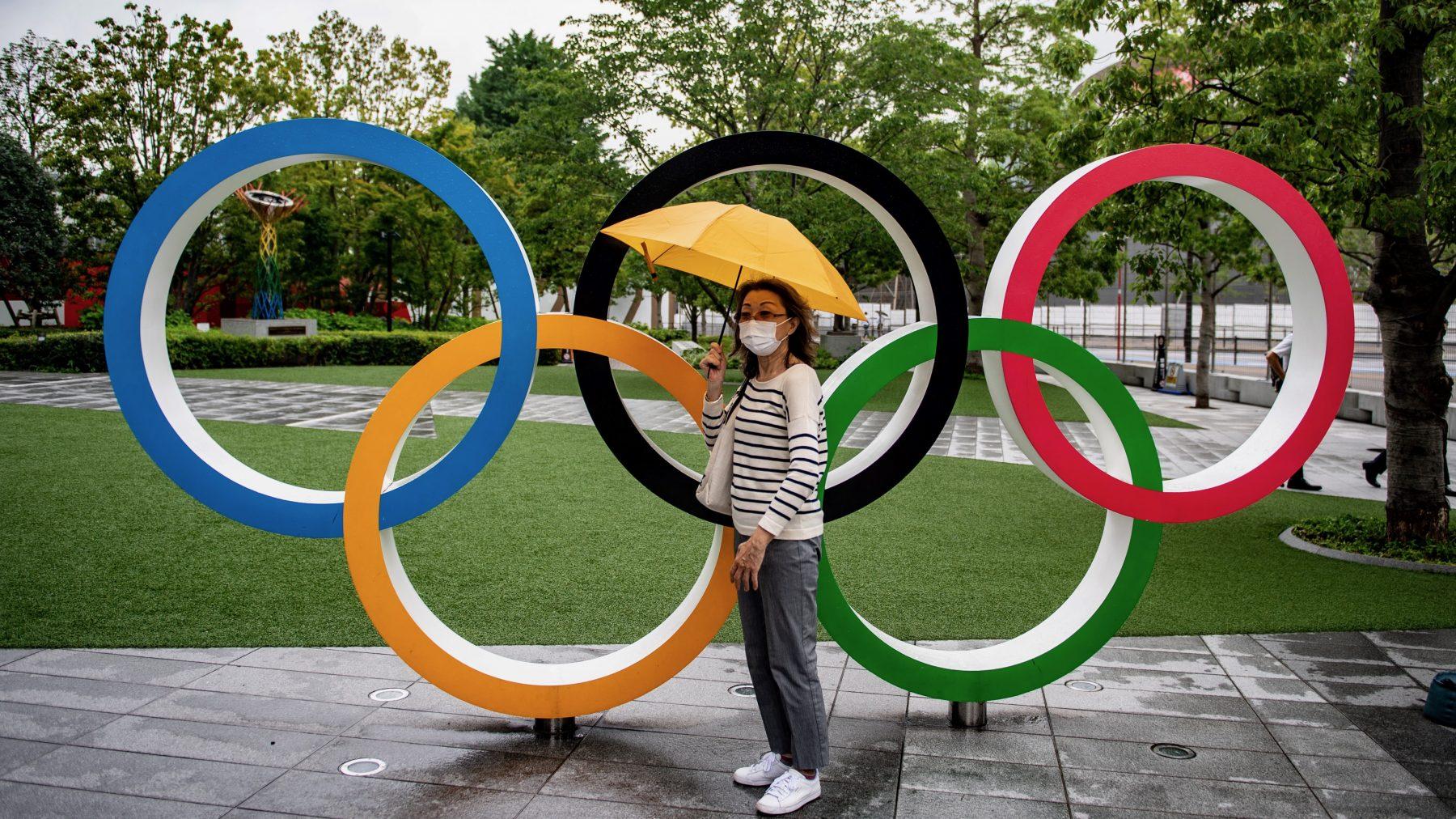 olympisch spelen tokio, corona, olympisch dorp