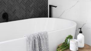 Thumbnail voor Gevalletje 'hoognodig': 10 x indrukwekkende badkamerverbouwingen op rij