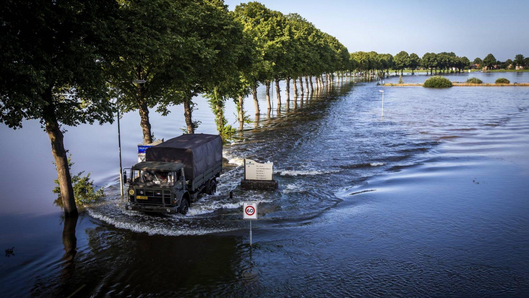 Dit is de laatste stand van zaken in rampgebied Limburg