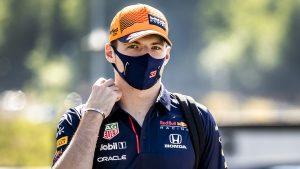 Thumbnail voor Het gaat 'verrassend goed' met Max Verstappen na zware crash