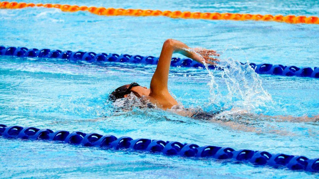 Poolse olympische zwemmers