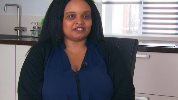 Yobriela (30) lag 24 weken zwanger en mét corona op de intensive care
