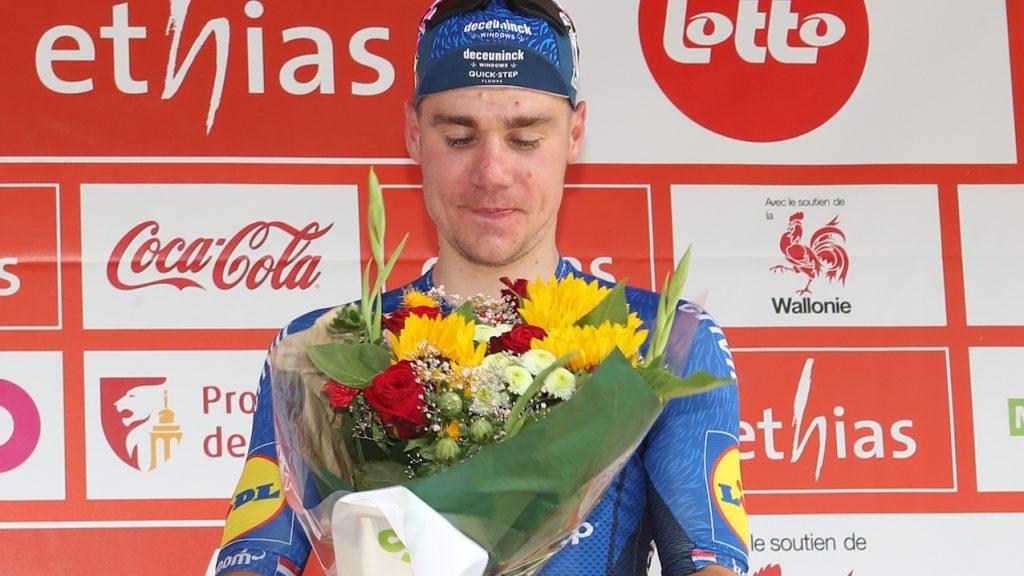 Fabio Jakobsen viert eerste zege sinds zware val_ 'Denk dat ik mag zeggen dat ik terug ben'
