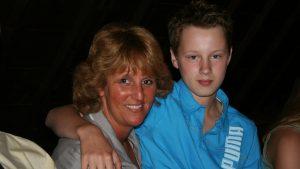 Thumbnail voor Jolanda herdenkt haar zoon Marc: 'In de bloei van zijn leven hield ineens alles op'