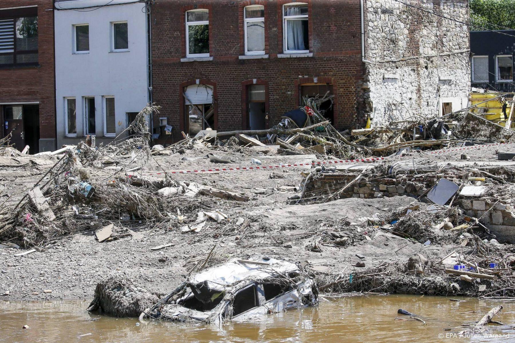 Overstromingen in België hebben minstens 37 levens gekost