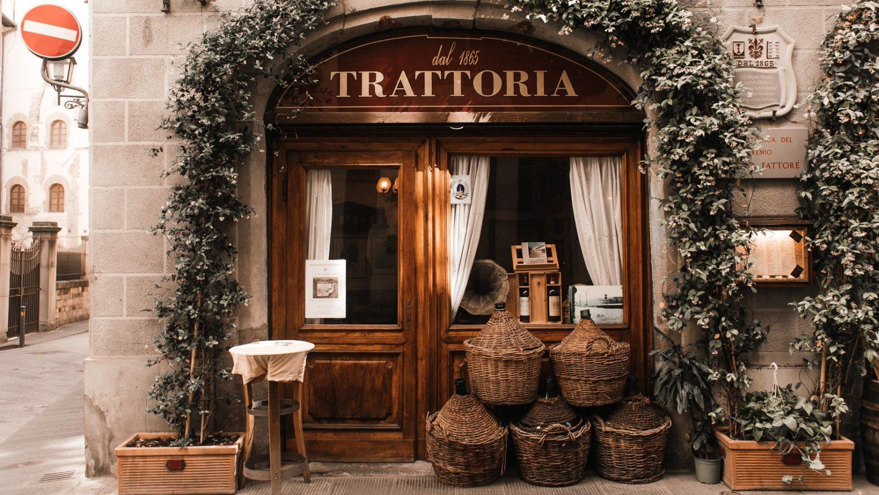 Voortaan ook in Italië coronapas nodig in restaurants en cafés