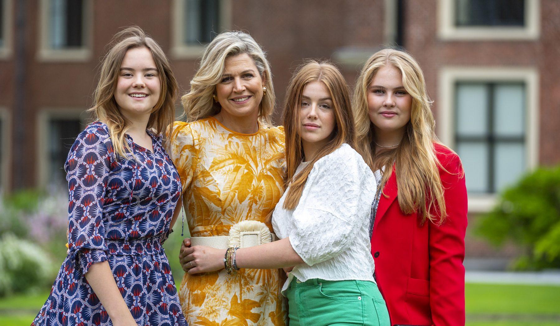 Maxima dochters