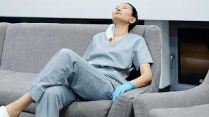 Thumbnail voor Ziekenhuizen zien psychische klachten onder ic-personeel stijgen