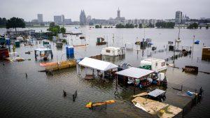 Thumbnail voor 9,3 miljoen euro binnen voor gedupeerden overstromingen Limburg