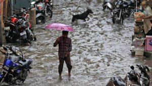 Noodweer in India kost circa tweehonderd mensen het leven, 25 mensen zijn nog vermist