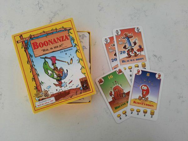 spelletjes boonanza