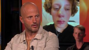 Thumbnail voor Vader van zwaar mishandelde Frédérique: 'Ik hoop niet dat de dader de cel in moet'
