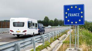 Thumbnail voor Frankrijk verplicht coronapas ook in horeca, winkelcentra en openbaar vervoer vanaf 9 augustus