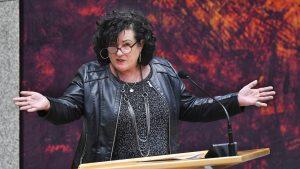 Thumbnail voor Caroline van der Plas geen fan van 'Boer Zoekt Vrouw': 'Geen realistisch beeld'