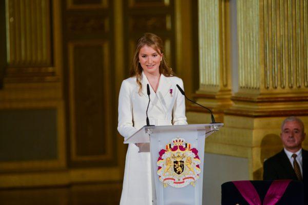 Speechende Elisabeth