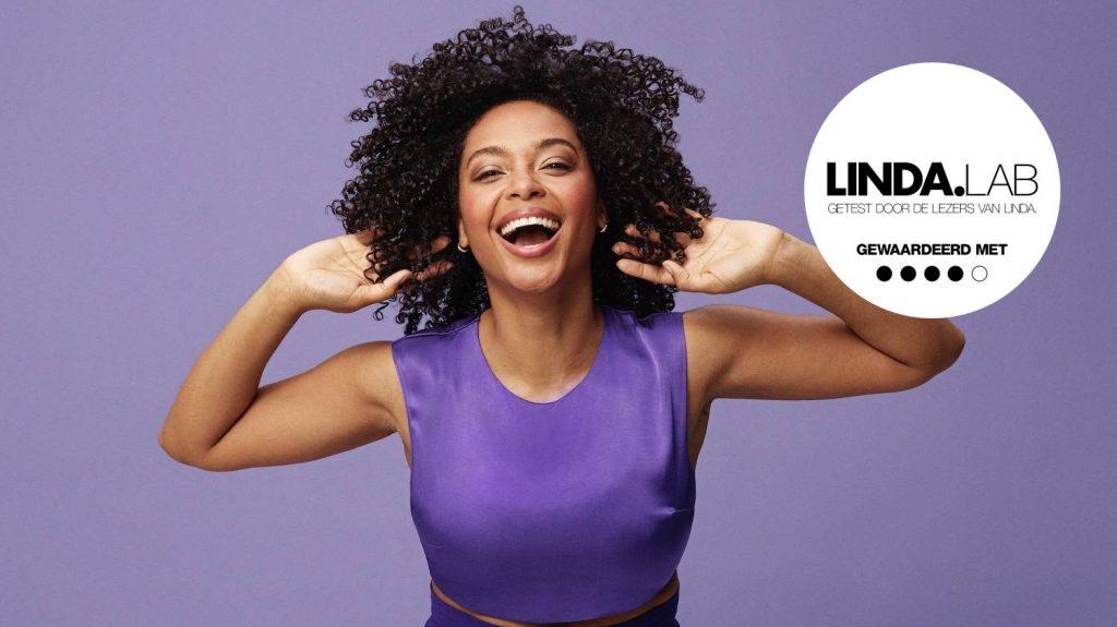 LINDA.lezeressen testen shampoo voor droomkrullen