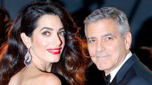 'George en Amal Clooney verwachten opnieuw een tweeling'