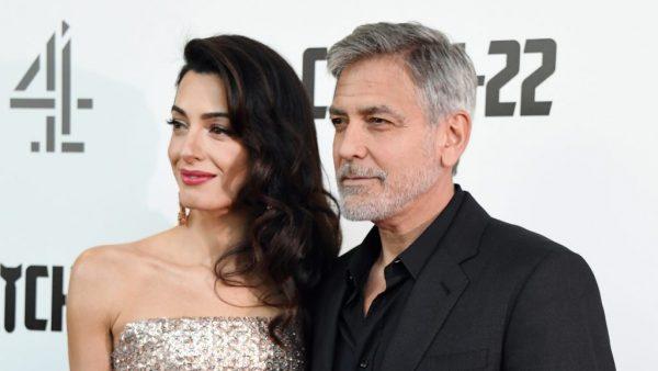 'George en Amal Clooney verwachten niet opnieuw een kind'