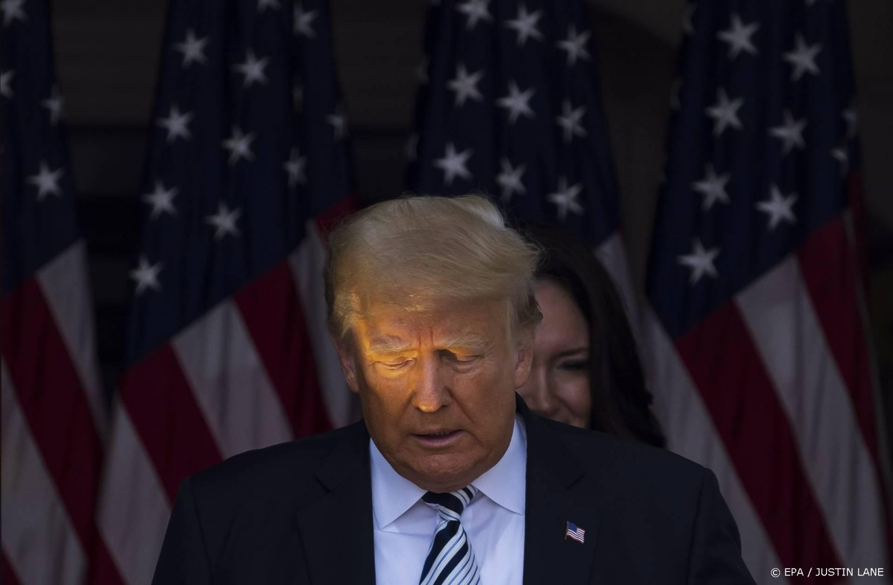 Donald Trump wilde presidentsverkiezingen frauduleus laten verklaren
