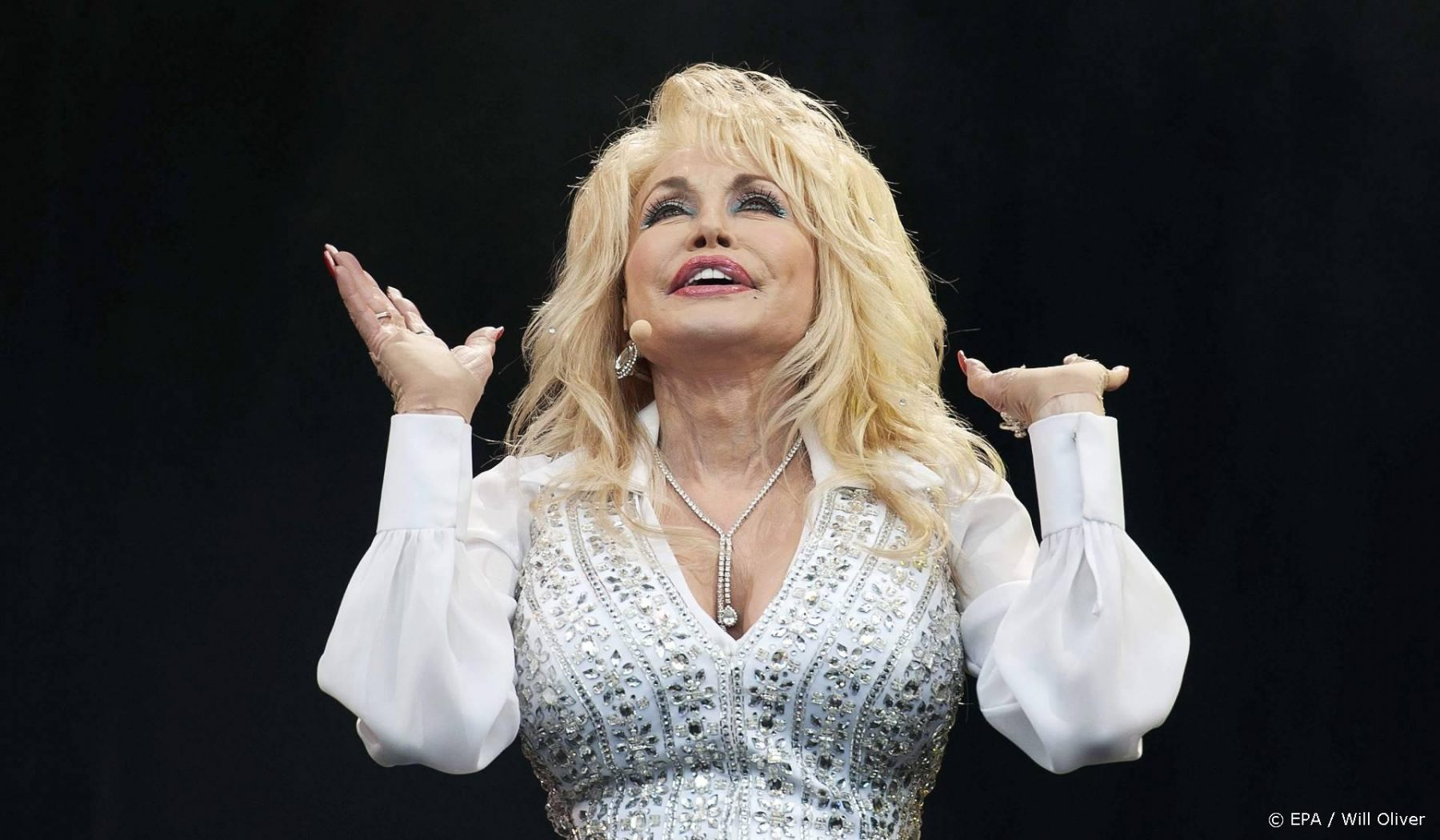 Dolly Parton investeerde royalty's hit Whitney in zwarte buurt