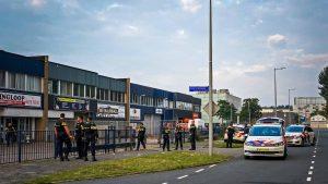 Thumbnail voor Politie vergist zich: slachtoffer Amsterdamse schietpartij tóch niet overleden