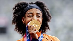 Thumbnail voor Nederland evenaart in Tokio (nu al) het aantal medailles van Rio 2016