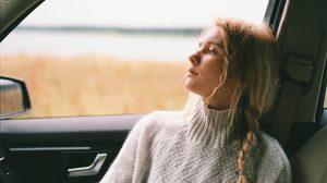 Thumbnail voor Lilian had een hete roadtrip: 'Het einde van de Afsluitdijk was heerlijk'