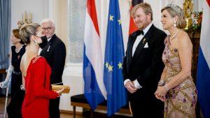 Thumbnail voor Sylvie Meis over haar ontmoeting met Willem-Alexander en Máxima: 'Ze was zó lief, ze zei dat ze trots op me was'