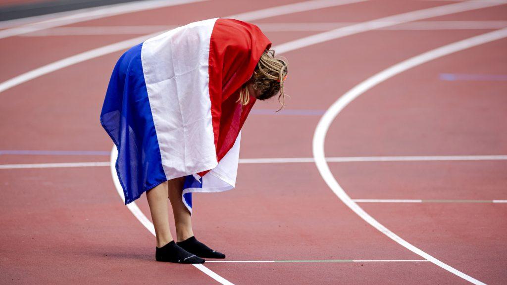 Nederland handhaaft zich in top 10 van medailleklassement