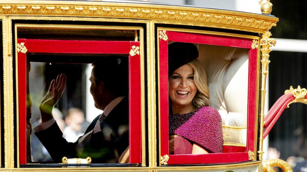 Koning en koningin maken ook dit jaar geen rijtoer op Prinsjesdag