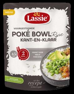 Lassie Poké bowl rijst