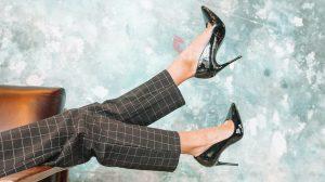 Thumbnail voor Elvira deed het met haar collega: 'Ik had alleen mijn pumps aan'