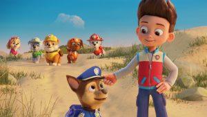 Thumbnail voor Geen klus is te groot, geen pup is te klein: allereerste Paw Patrol-film deze maand in de bios