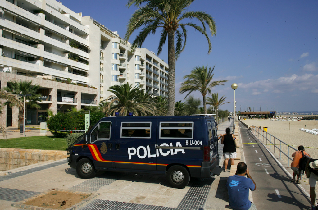 Nederlandse vrouw doet aangifte van groepsverkrachting Mallorca
