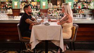 Thumbnail voor Opgekropte frustraties tussen 'Temptation Island VIPS' Damian en Shirley: 'Je appte met verleiders'