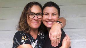 Thumbnail voor Linda Hakeboom en haar moeder over kankertraject: 'Ik dacht, geef die kanker maar aan mij'
