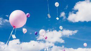 Thumbnail voor Kaartje ballonnenwedstrijd na 20 jaar terecht: 'Bijzonder om weer vast te hebben'