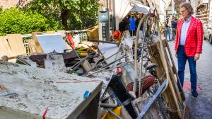 Thumbnail voor Omroep MAX haalt ruim 2 miljoen euro op voor gedupeerden overstromingen Limburg