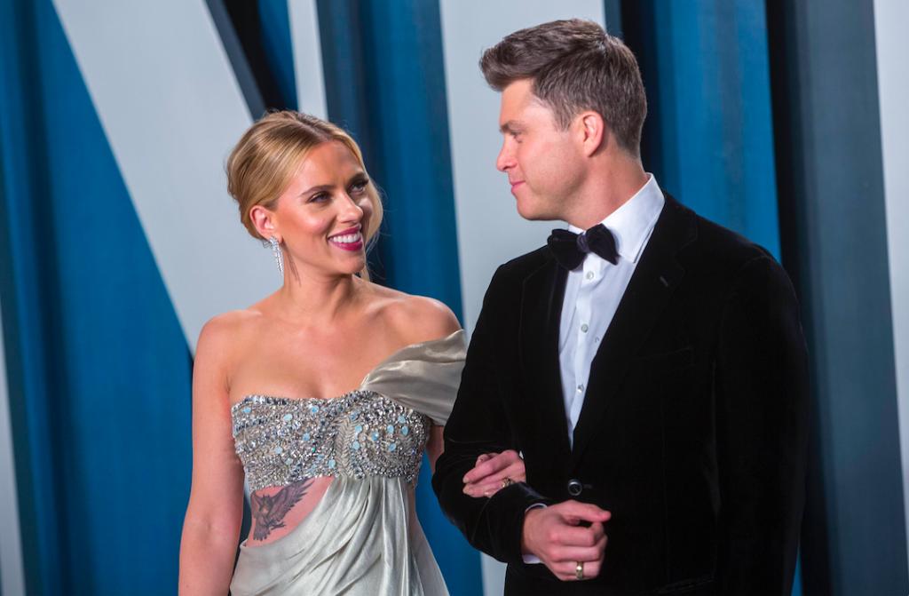 Scarlett Johansson verklapt geslacht én naam tweede kindje