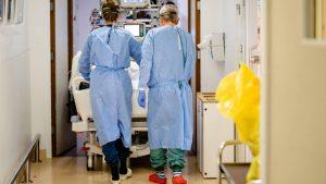 Thumbnail voor Hoogste aantal coronapatiënten op intensive cares sinds 17 juni