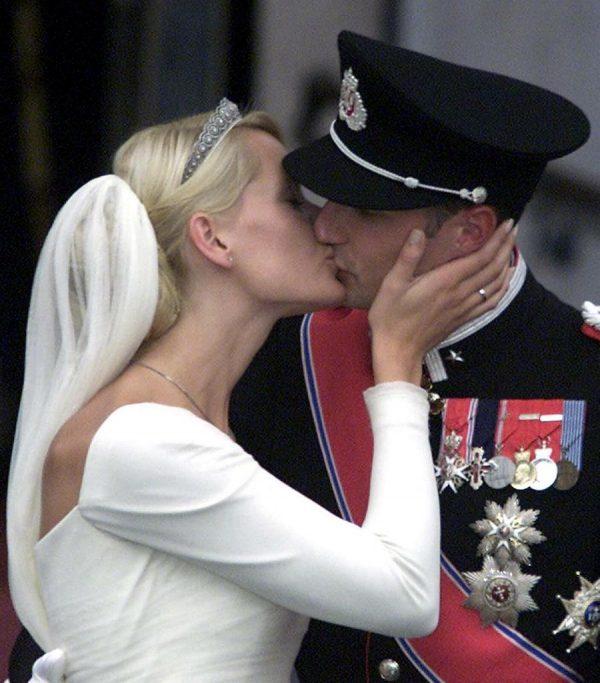Huwelijk mette-marit haakon