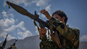 Thumbnail voor Taliban schieten familielid van Duitse journalist dood: 'Dit laat het gevaar zien'